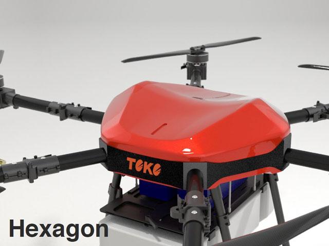 自動航行機<br />TSV-AH2A(開発中)