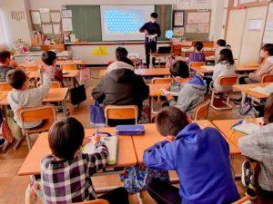 【ご報告】ふるさとドリーム集会に参加してきました<大館市立桂城小学校>